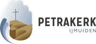 Petrakerk IJmuiden Logo